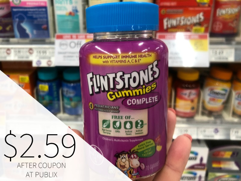 Flintstones Products As Low As $2.09 At Publix on I Heart Publix 1