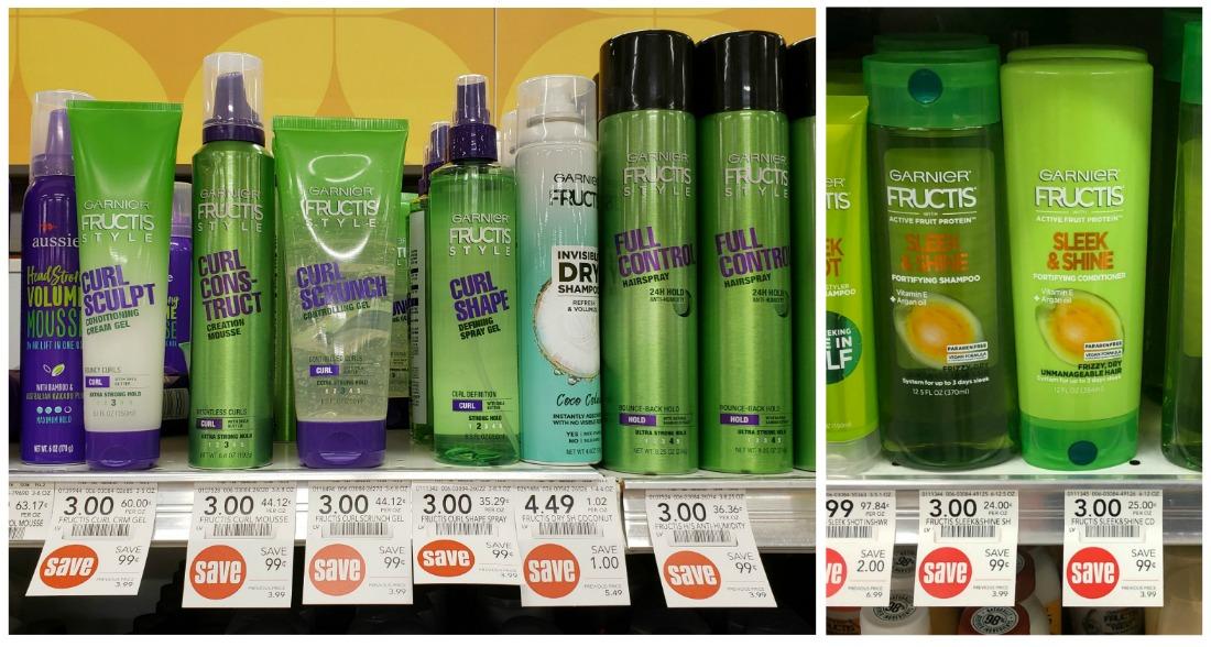 Garnier Fructis Hair Care Only $1 Per Bottle At Publix on I Heart Publix 1