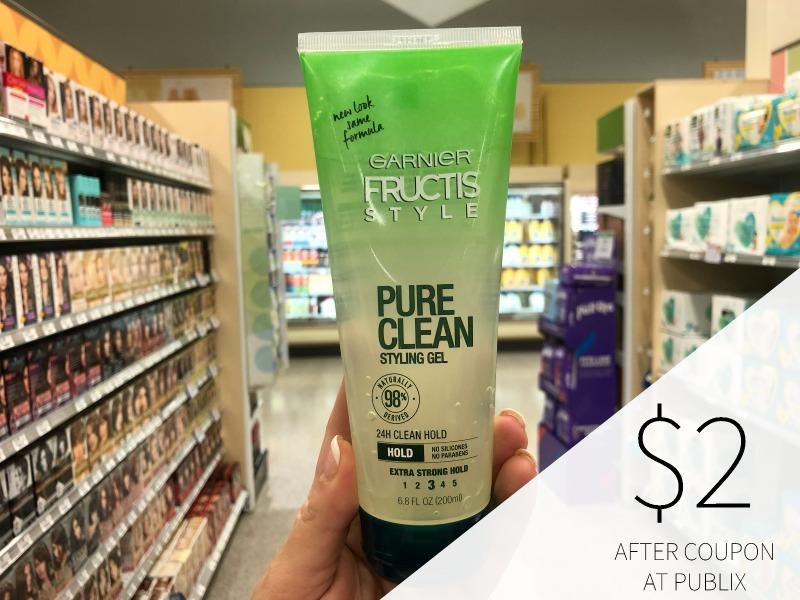Garnier Fructis Hair Care Only $1 Per Bottle At Publix on I Heart Publix 2
