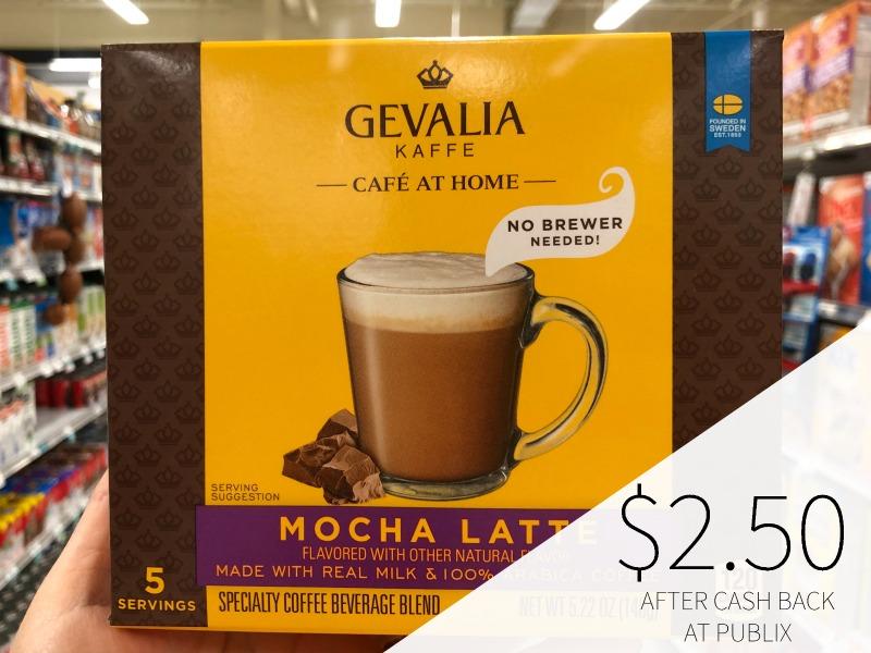 Gevalia Café at Home Ibotta For The Publix Sale - Just $5.99 on I Heart Publix 1
