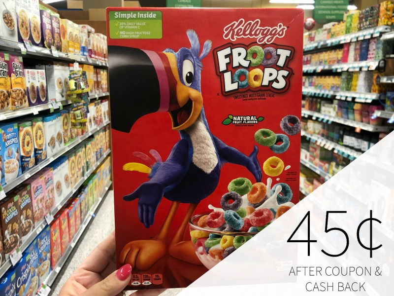 Fantastic Deals On Kellogg's Cereals Available Now At Publix on I Heart Publix 1