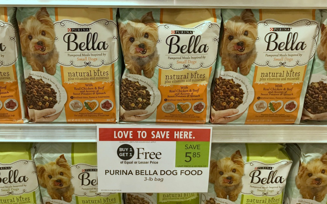 New Purina Bella Coupons - Dry Food Only $2.85 Per Bag At Publix on I Heart Publix