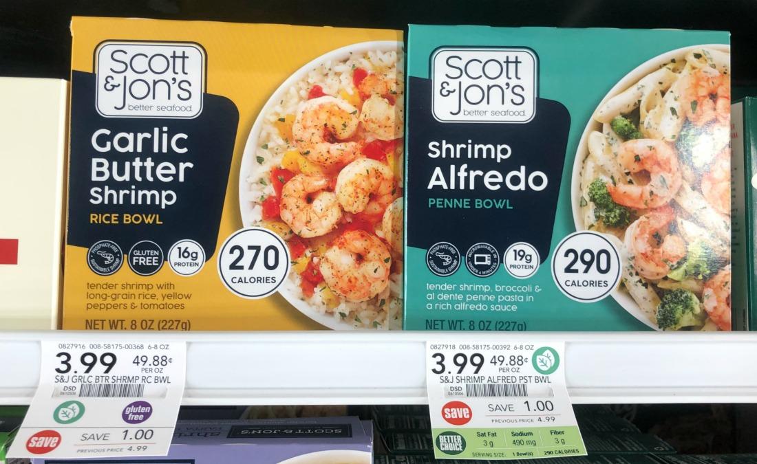 Scott & Jon's Shrimp Bowls Just $2.99 At Publix on I Heart Publix