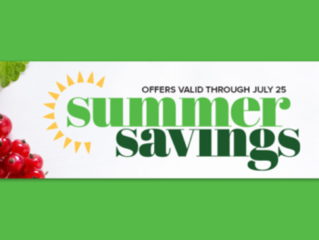 Summer Savings Booklet - Publix Coupon Valid Through 7/25 on I Heart Publix 1
