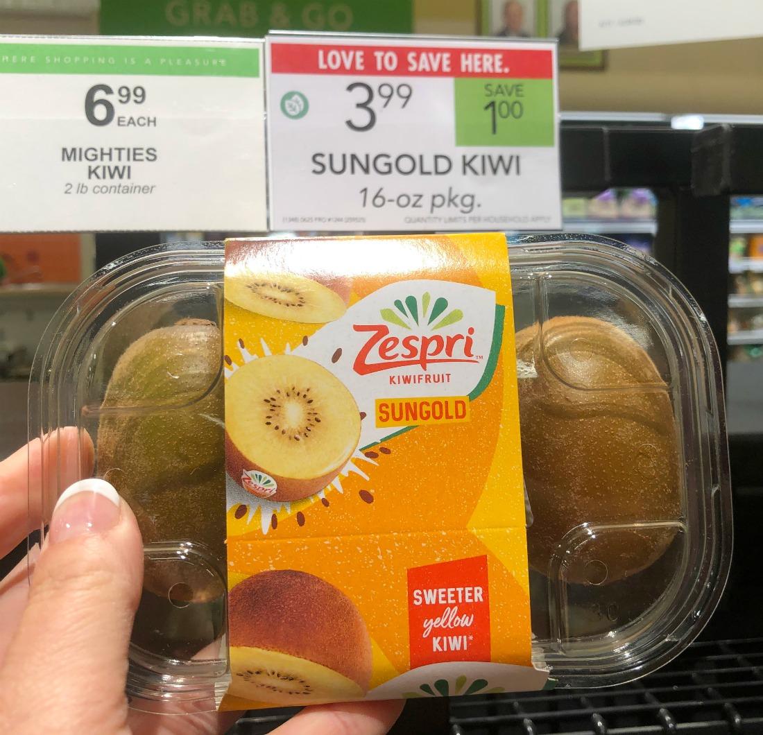 One Pound Of Zespri Kiwifruit Just $1.99 At Publix (Regular Price $4.99) on I Heart Publix