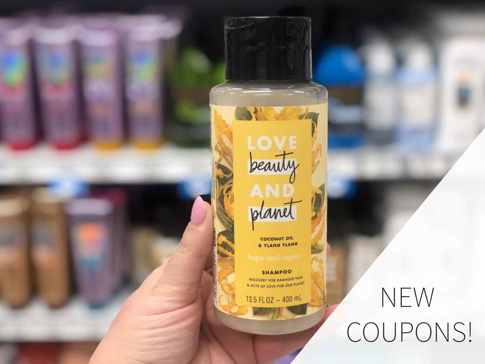 Love Beauty & Planet Products Only $3.49 At Publix - Today Only on I Heart Publix
