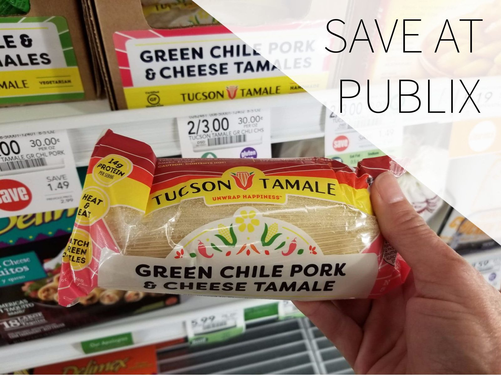 Delicious Tucson Tamales Are On Sale NOW At Select Publix Locations on I Heart Publix 1