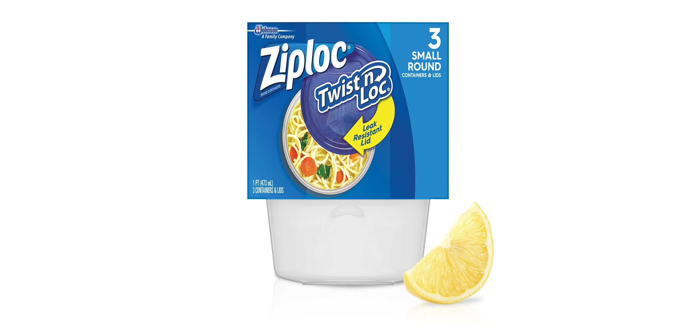 Lots Of Ziploc® Brand Products For All Your Storage & Organization Needs on I Heart Publix 4