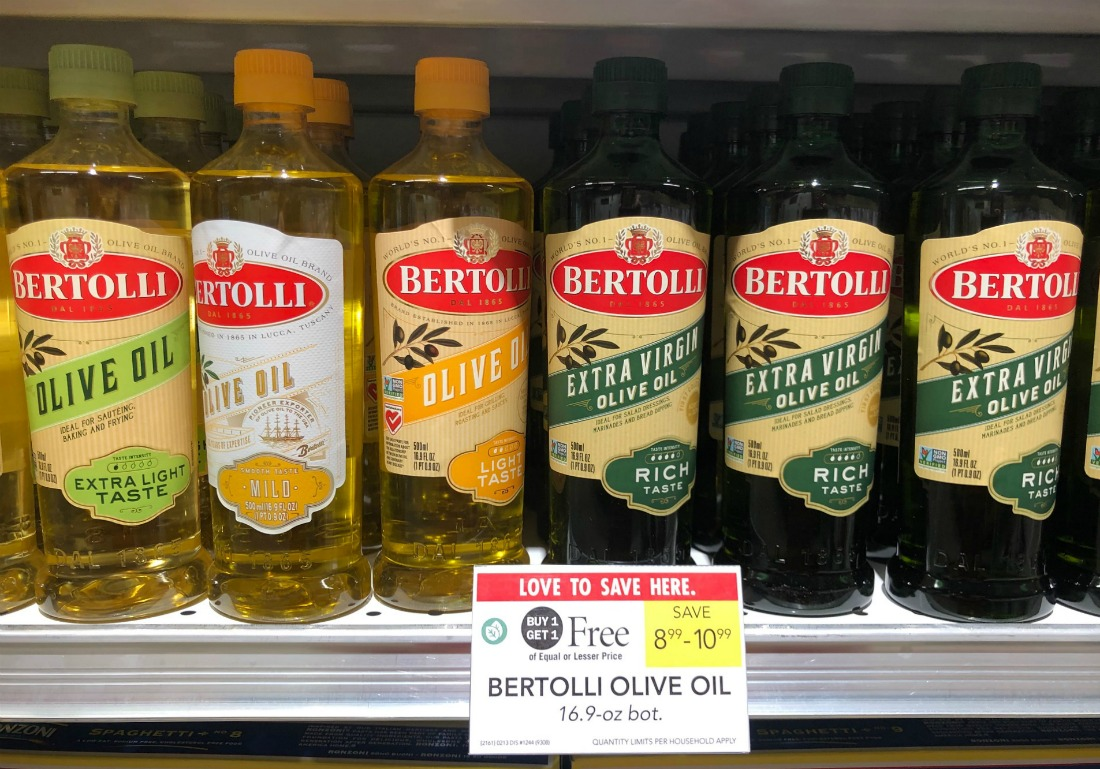 Bertolli Olive Oil As Low As $3.50 At Publix on I Heart Publix