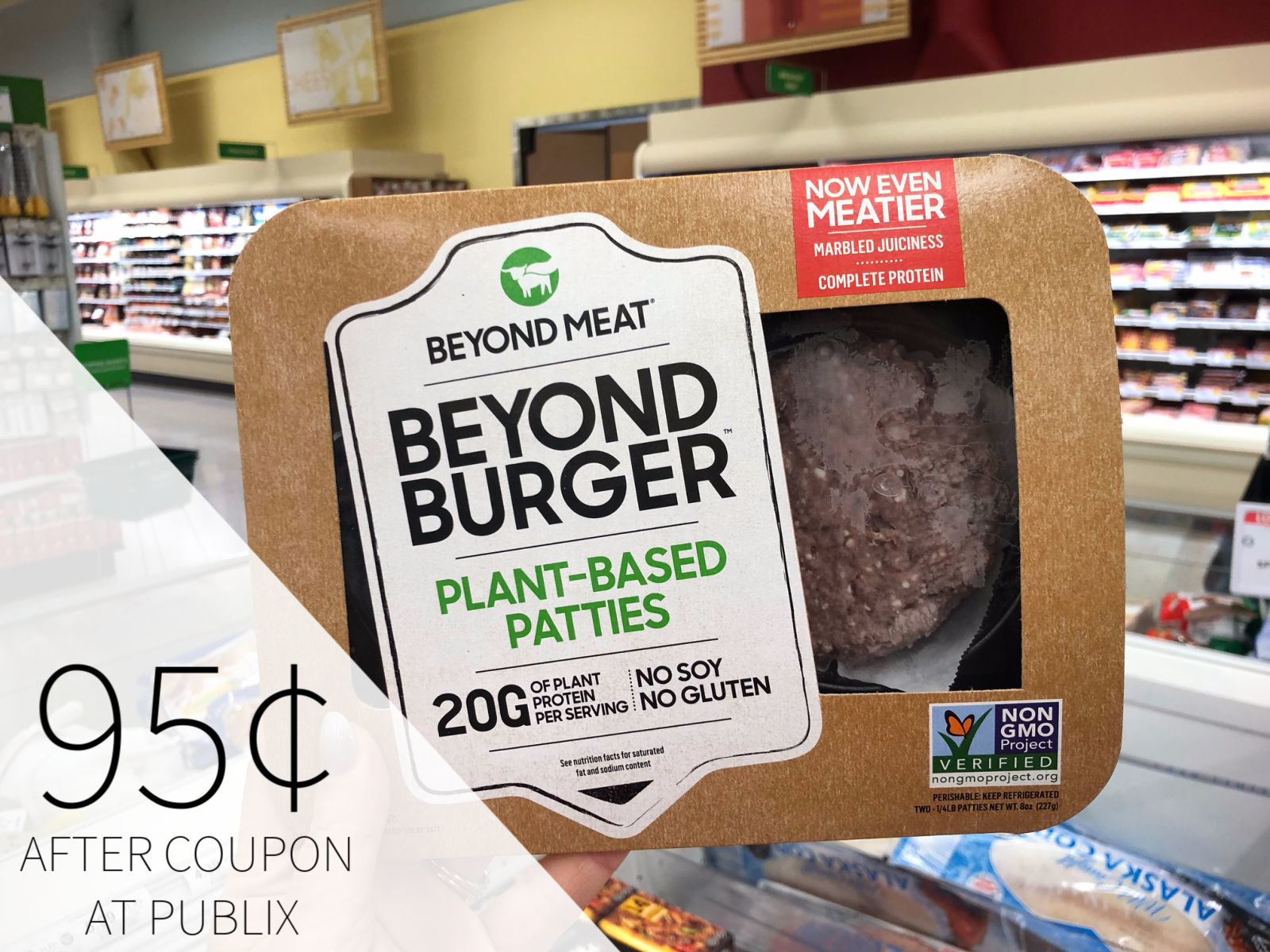 Beyond Meat The Beyond Burger Just $1.95 At Publix on I Heart Publix 3