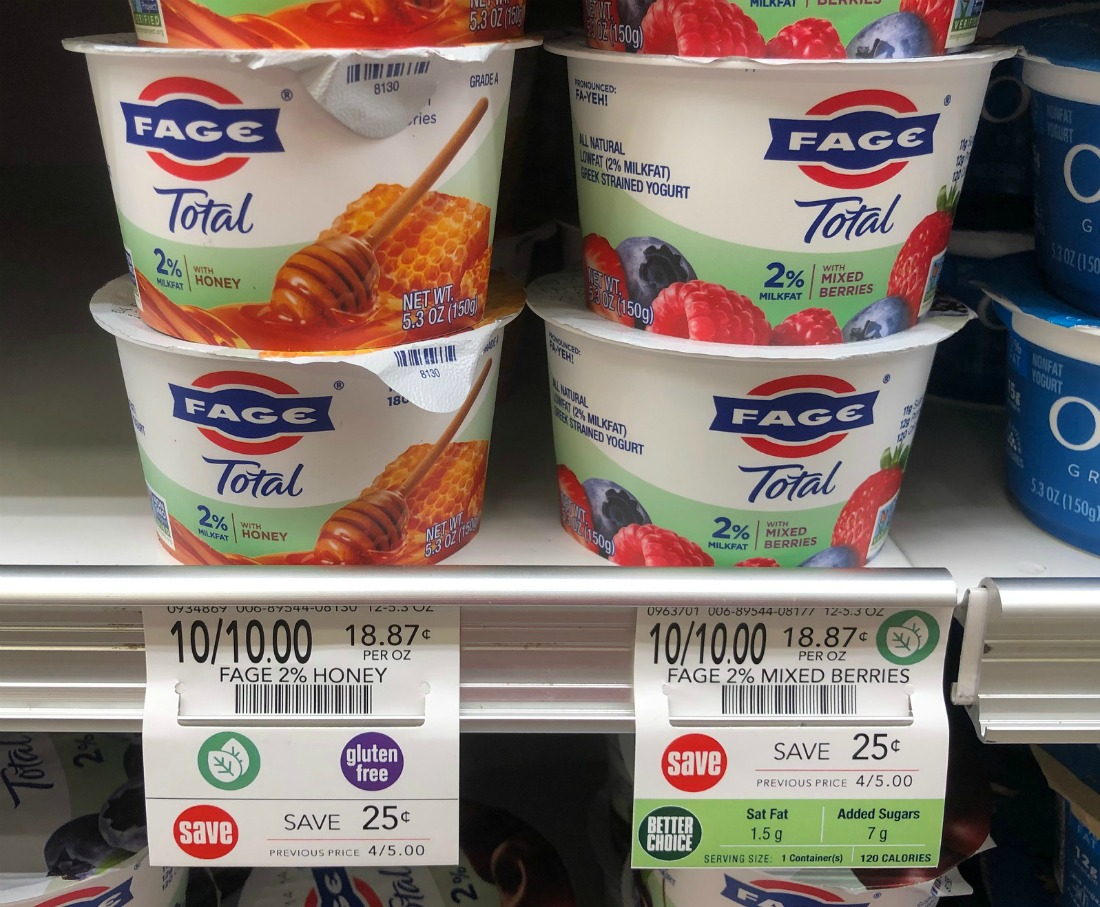 Fage Total Yogurt Just 45¢ At Publix on I Heart Publix