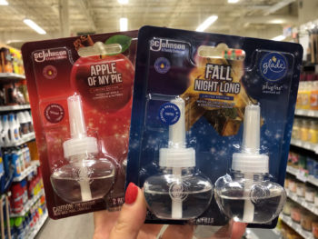 Look For Glade®Limited Edition Fall Collection Products At Publix + Get Fantastic Savings On Glade® PlugIns® Scented Oil Refills + on I Heart Publix 1