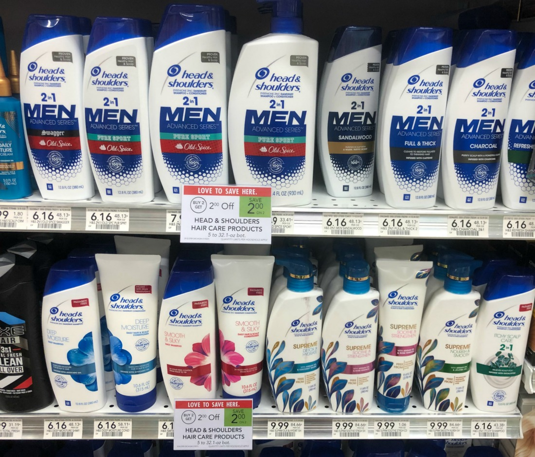 Head & Shoulders Products Only $2.66 At Publix (Regular Price $6.16) on I Heart Publix