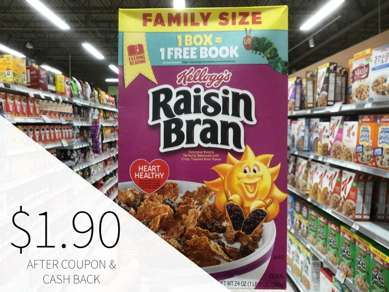 Kellogg's Cereal As Low As 14¢ This Week At Publix on I Heart Publix 1
