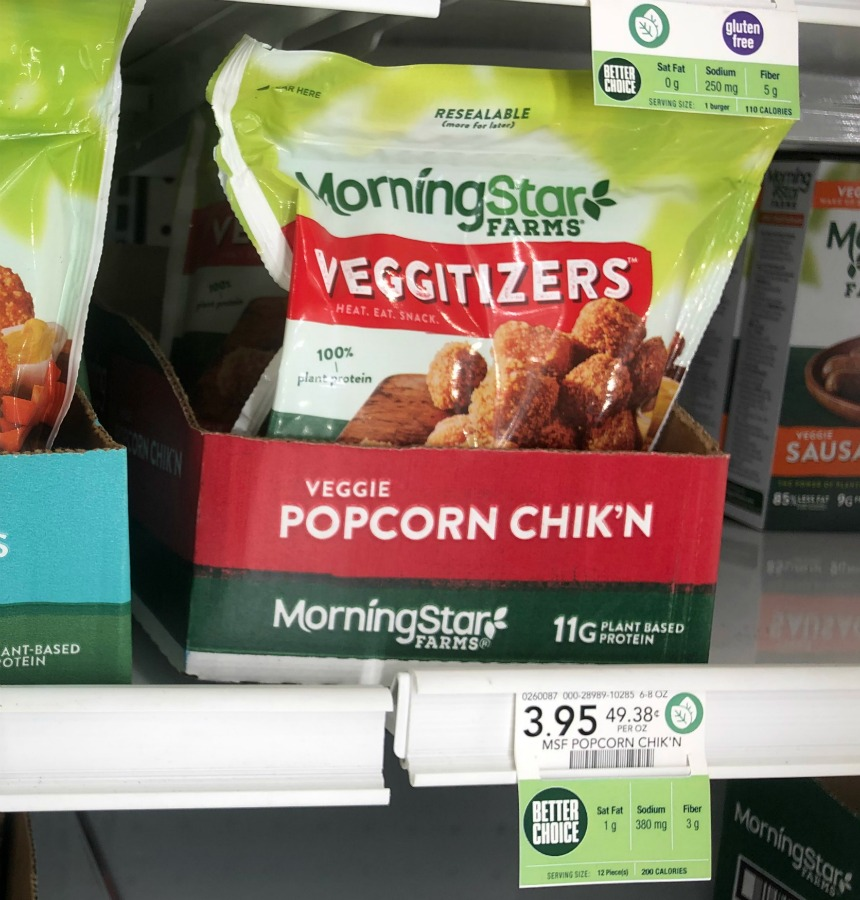 MorningStar Farms Veggitizers Just $2.45 Per Bag on I Heart Publix