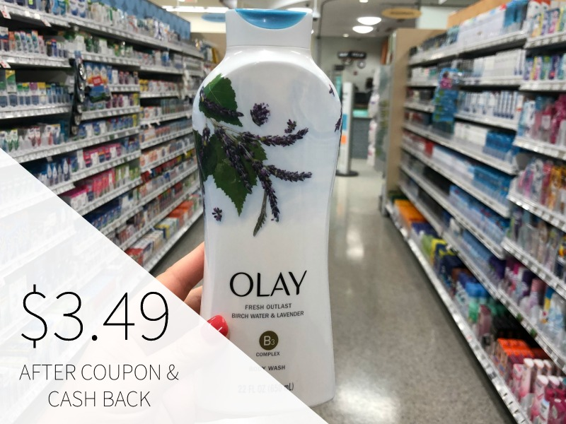 Olay Fresh Outlast Body Wash Just $3.49 At Publix (Expires Today!!) on I Heart Publix 1