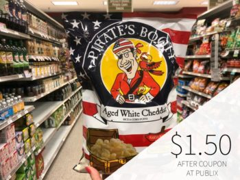 Pirate's Booty Only $1.99 At Publix - Less Than Half Price! on I Heart Publix 1