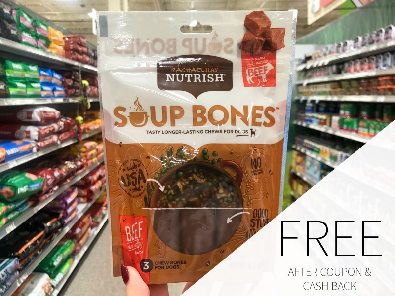 Get FREE Bags Of Rachael Ray Dog Treats This Week At Publix on I Heart Publix