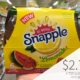 Snapple Lemonade 6-pk - Just $3.83 At Publix on I Heart Publix 1