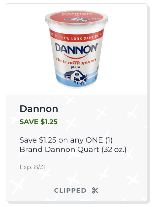 Save Big On Dannon Yogurt At Publix - New Look With The Same Great Taste! on I Heart Publix