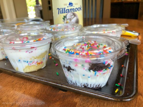 Tillamook S'mores Sundae Stack - Save On Delicious Ice Cream At Publix on I Heart Publix