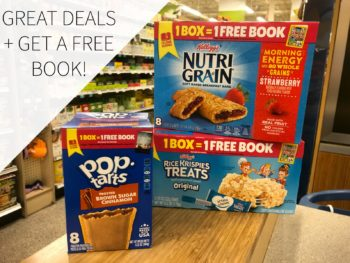 Get Free Books & Fantastic Deals This Week At Publix - Check Out The Kellogg's Feeding Reading Program on I Heart Publix