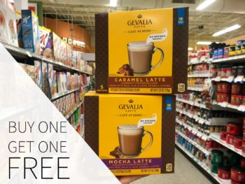 Gevalia Café at Home And Gevalia Frappe Products Are BOGO At Publix - Great Taste No Brewer Required! on I Heart Publix 2