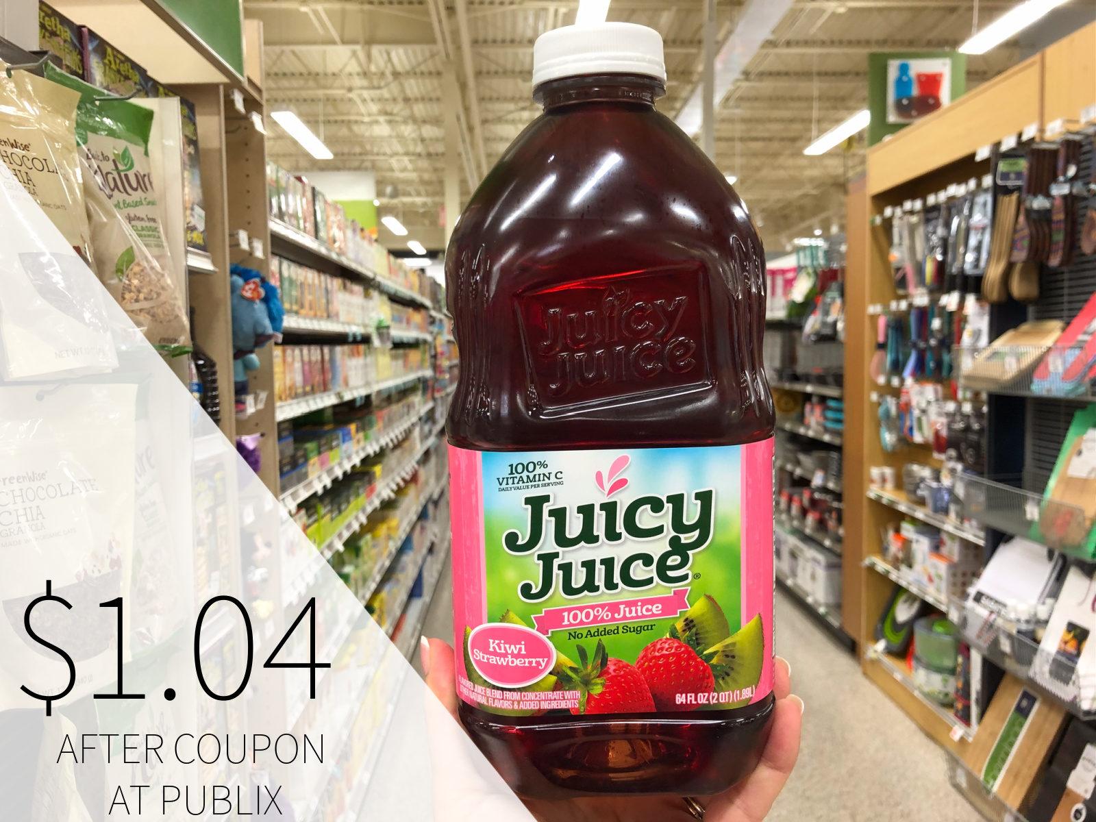 Juicy Juice As Low As 79¢ At Publix on I Heart Publix 1