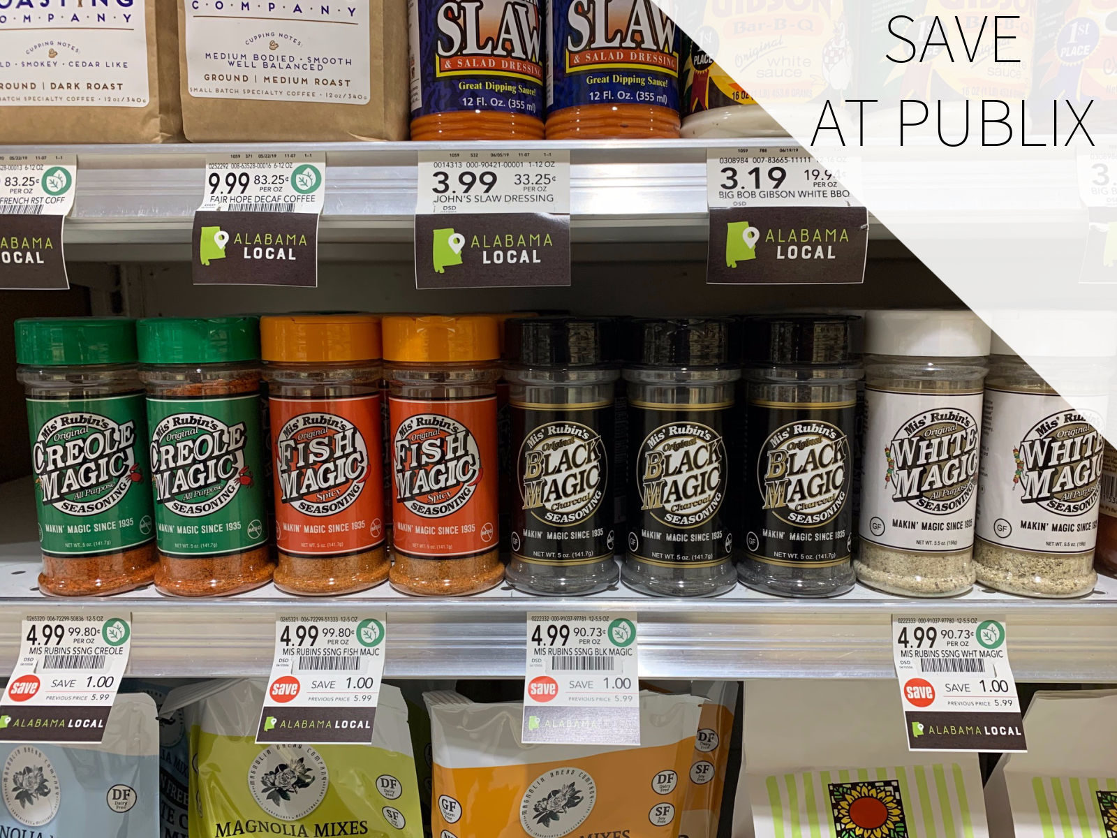 Look For Mis' Rubin's Seasonings On Sale Now At Publix + Enter My Giveaway! on I Heart Publix 3