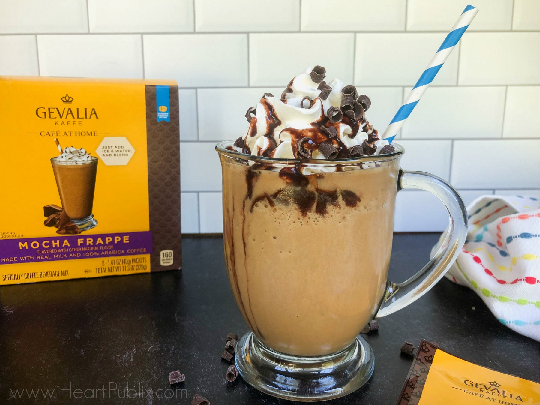 Gevalia Café at Home And Gevalia Frappe Products Are BOGO At Publix - Great Taste No Brewer Required! on I Heart Publix