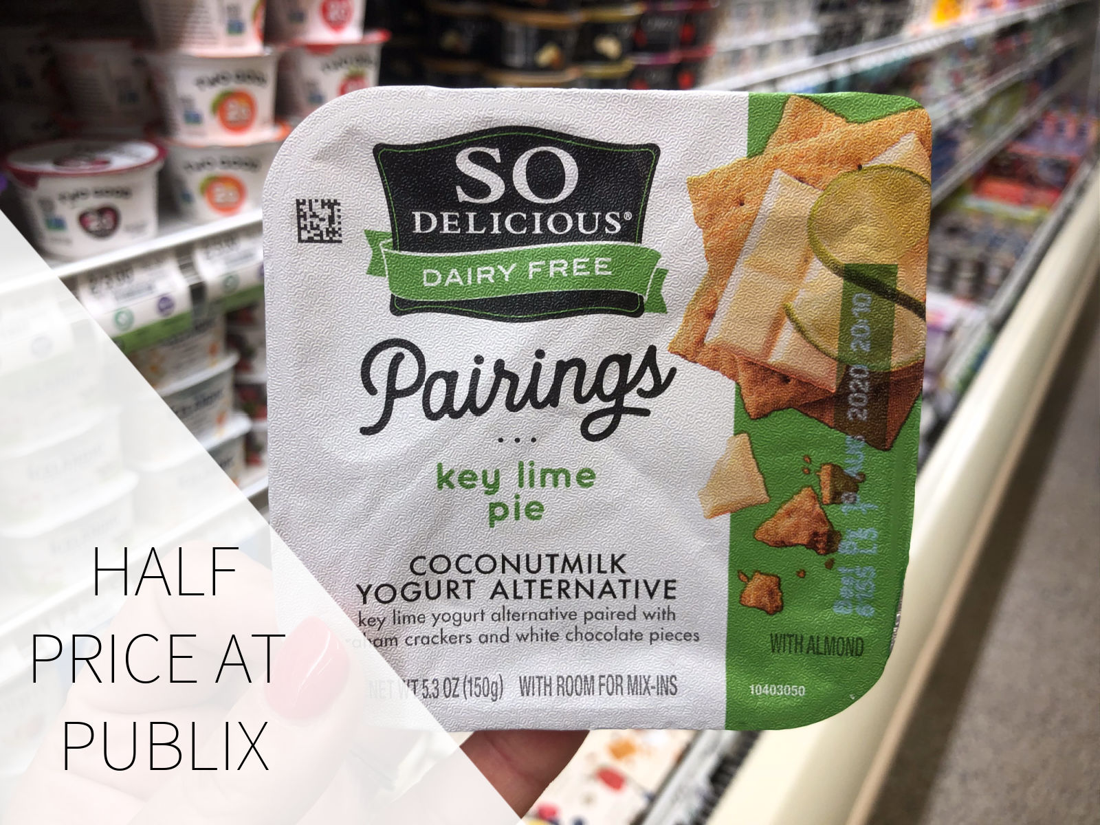 So Delicious Pairings As Low As 14¢ At Publix on I Heart Publix 2