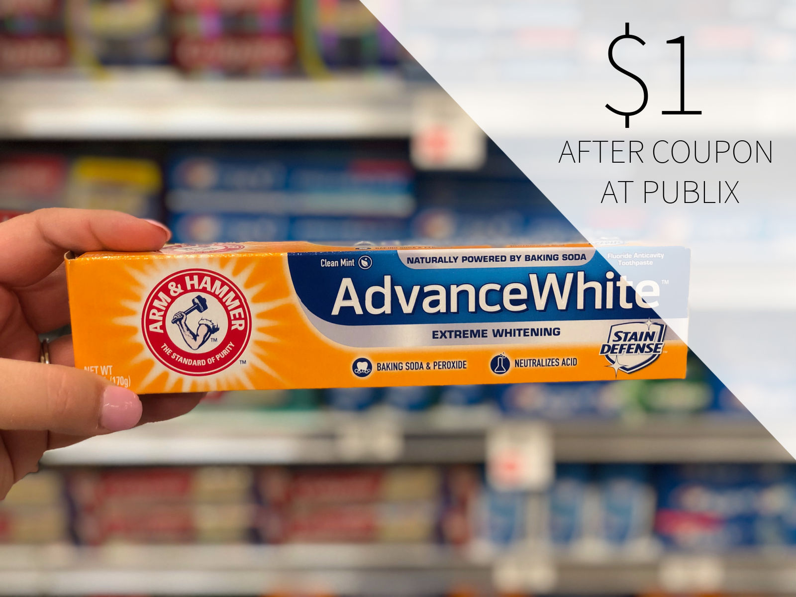Lots Of New Arm & Hammer Coupons To Print on I Heart Publix