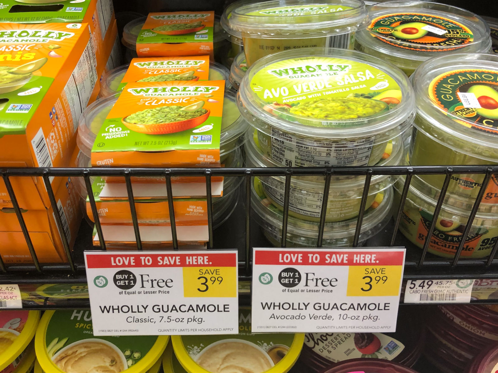 Wholly Guacamole Just $1 At Publix on I Heart Publix 1