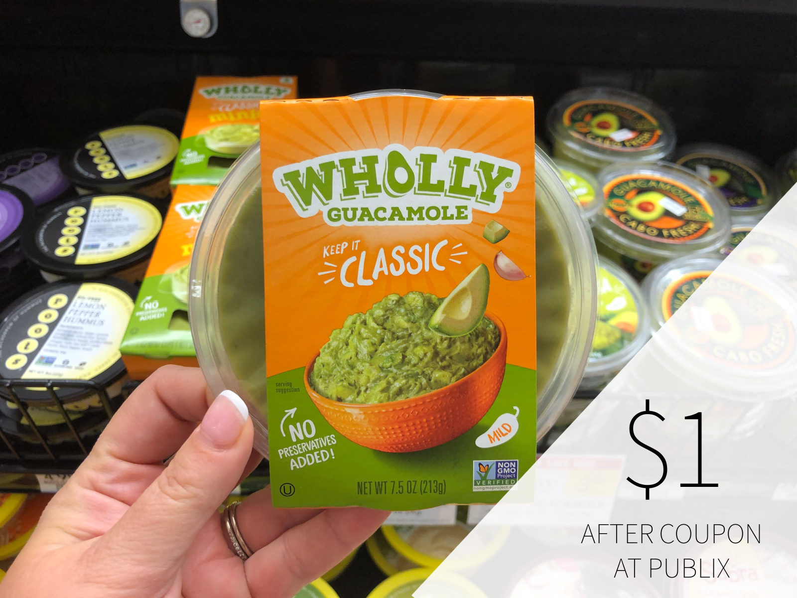 Wholly Guacamole Just $1 At Publix on I Heart Publix