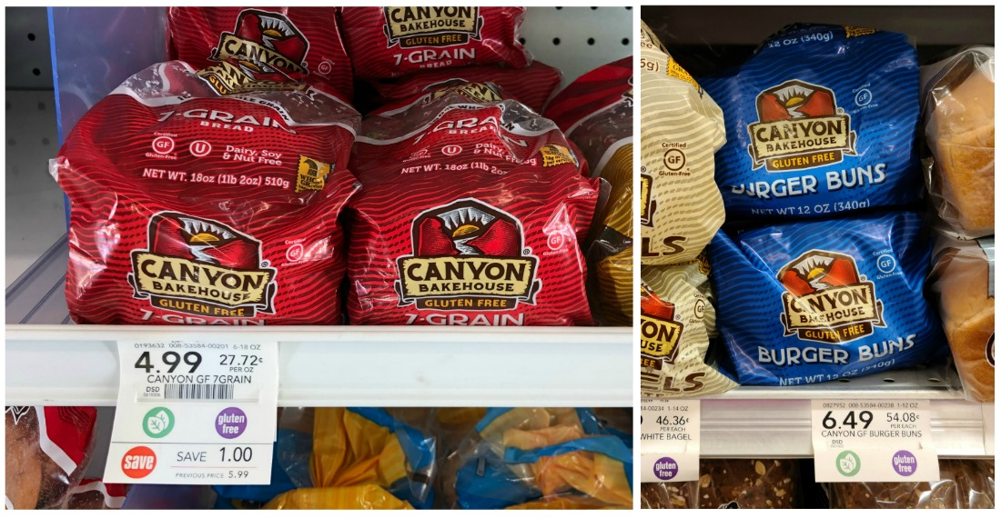Canyon Bakehouse Burger Buns Just $1.74 At Publix on I Heart Publix 1