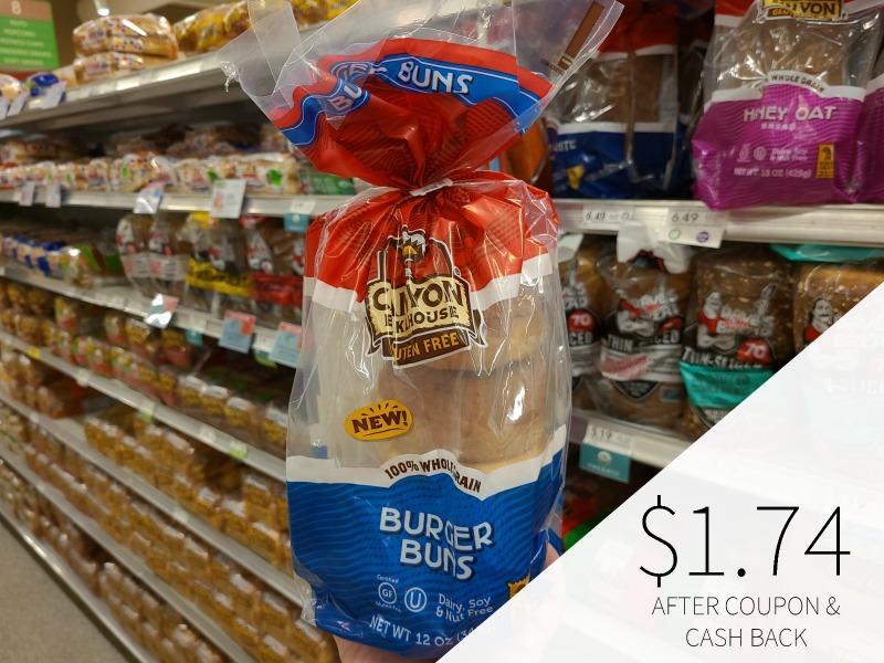 Canyon Bakehouse Burger Buns Just $1.74 At Publix on I Heart Publix