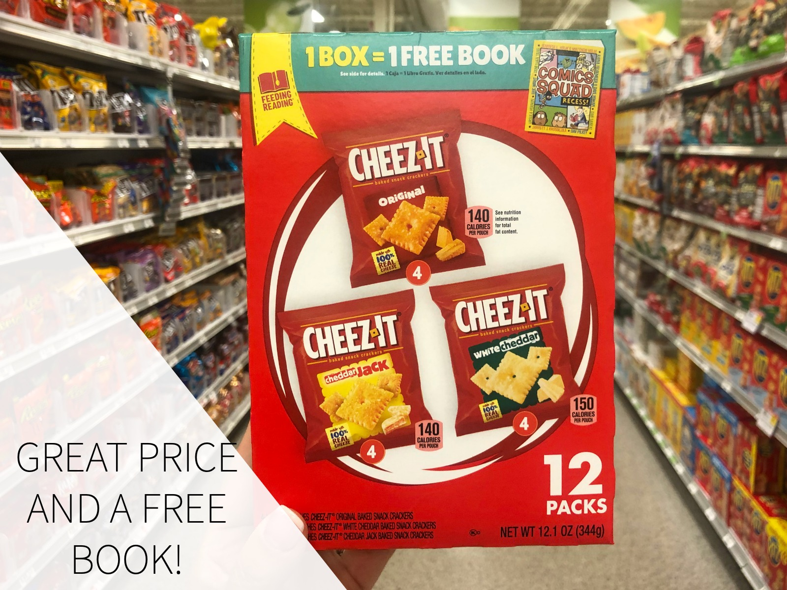 Earn Free Books With The Kellogg's Feeding Reading Program - Great Week To Earn With Great on I Heart Publix 1