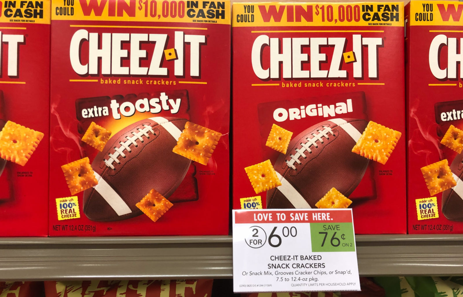 Be The Game Day MVP And Bring Home Fan Favorites Snacks - Save Now At Publix on I Heart Publix