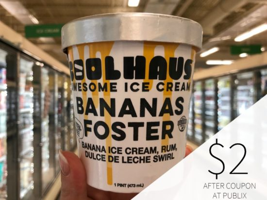 Coolhaus Ice Cream As Low As $2 At Publix on I Heart Publix 1