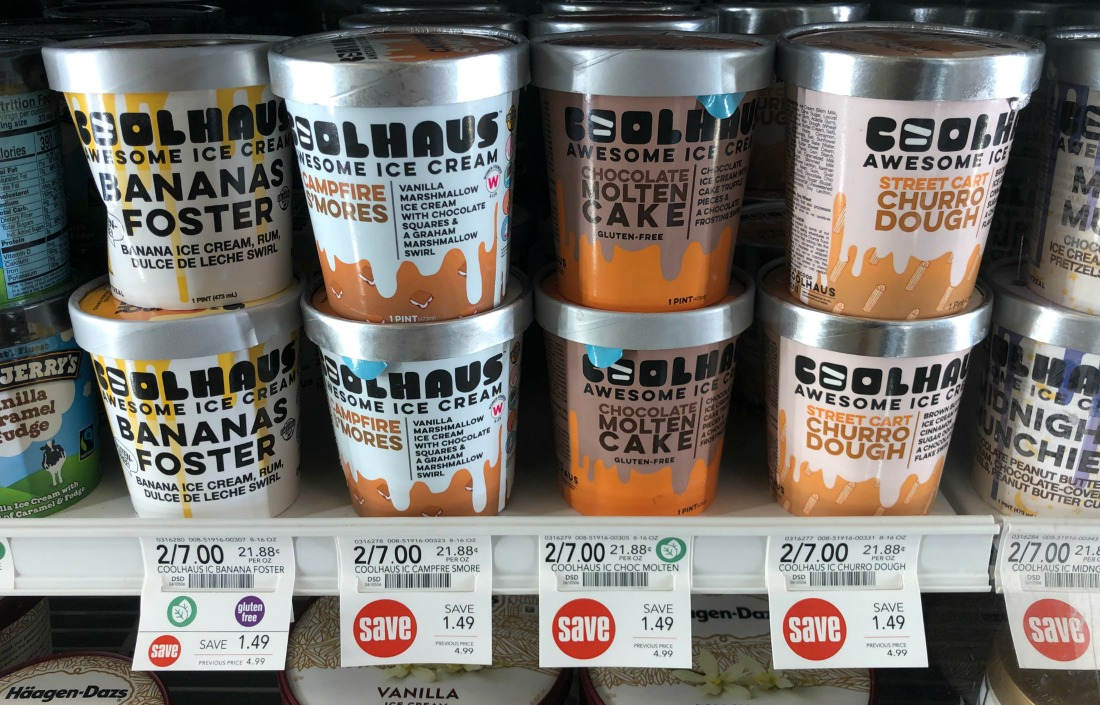 Coolhaus Ice Cream As Low As $2 At Publix on I Heart Publix