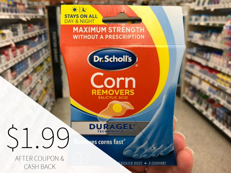 Dr. Scholl's Foot Care Items As Low As 99¢ At Publix on I Heart Publix