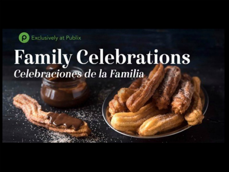 New Publix Booklet - Family Celebrations Valid 8/29 - 9/26 on I Heart Publix