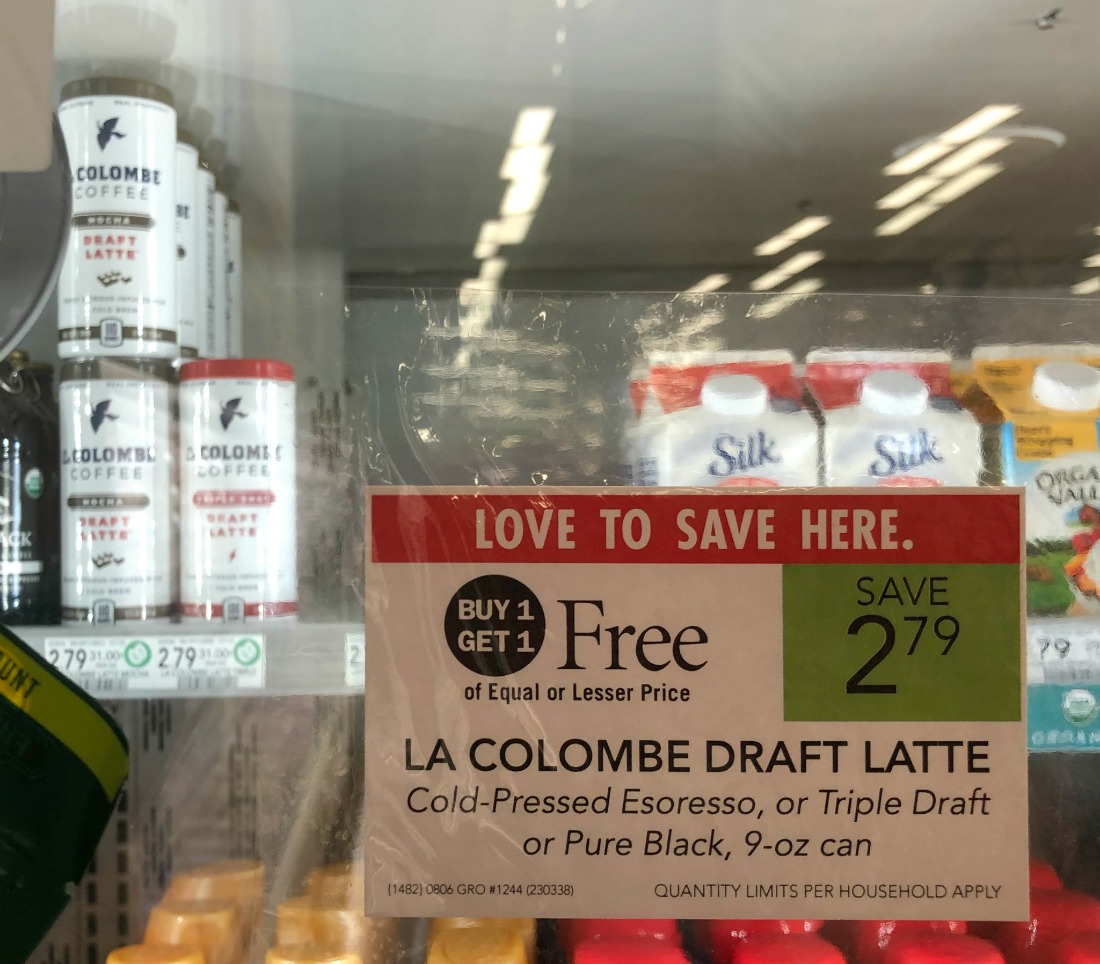 La Colombe Draft Latte Coffee Singles Just $1.75 At Publix on I Heart Publix