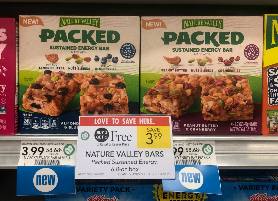 Nature Valley Bars As Low As $1.30 Per Box This Week At Publix on I Heart Publix