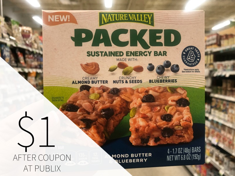 Nature Valley Bars As Low As $1.30 Per Box This Week At Publix on I Heart Publix 1