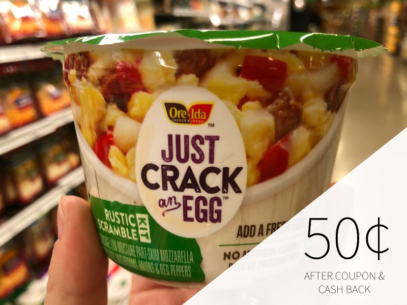 Ore-Ida Just Crack An Egg Only $1.75 At Publix on I Heart Publix