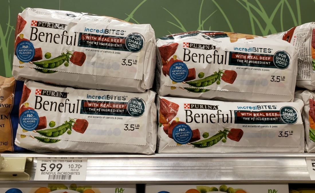 New Purina Beneful Dry Dog Food Coupon - Just $2.99 At Publix on I Heart Publix 1