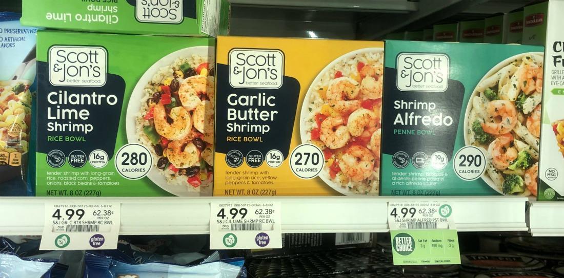 Scott & Jon's Shrimp Bowls Just $2.50 At Publix on I Heart Publix
