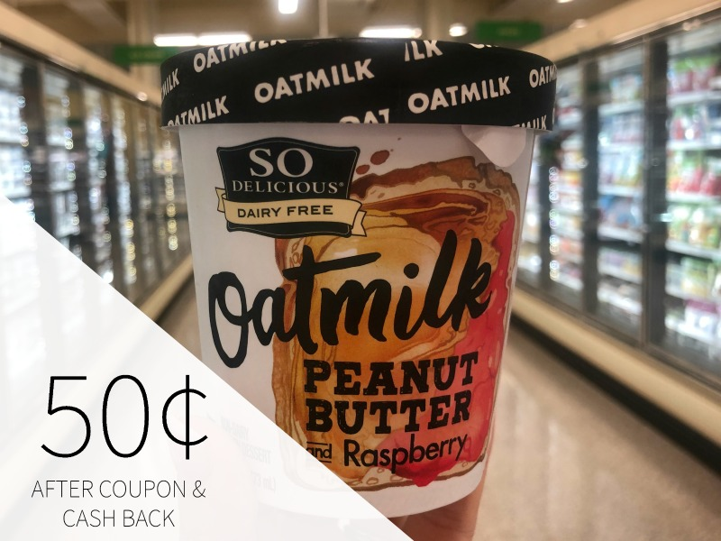 So Delicious Oatmilk Ice Cream Just 50¢ At Publix on I Heart Publix 1