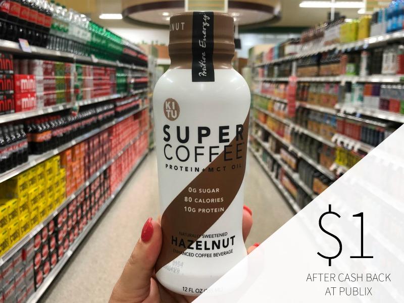 Super Coffee Ibotta For The Publix Sale on I Heart Publix